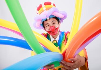 歡樂小丑魔術秀